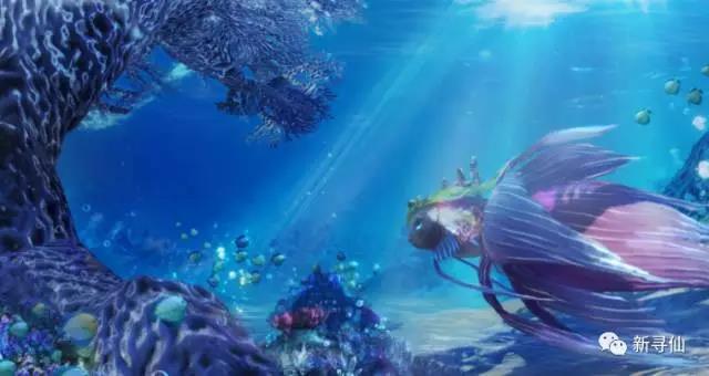壁纸 海底 海底世界 海洋馆 水族馆 桌面 640_340